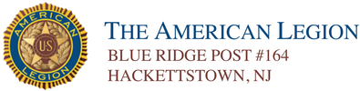 American Legion: Post 164 | Hackettstown NJ